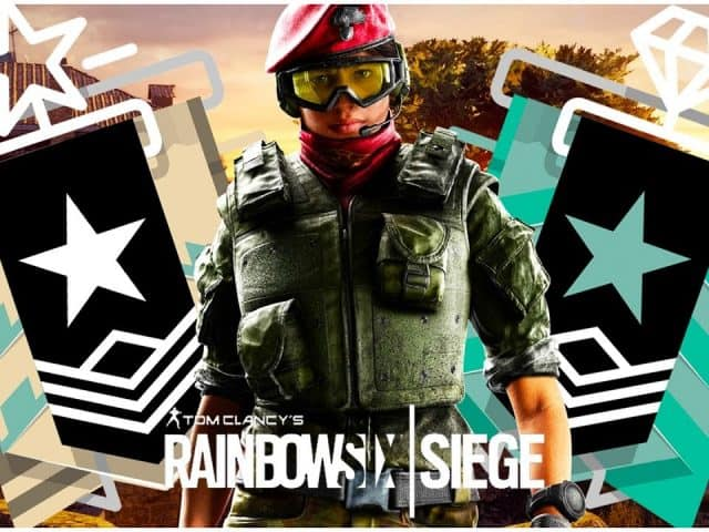 RAINBOW SIX SIEGE – DIAMOND PUSH!