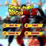 Free Twitch Panels - DragonBallZ - PSD - Free Download