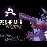 Awpenheimer Speed Art! Twitch offline Screen !!