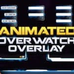 Animated Overwatch Overlay – Twitch, YouTube Gaming and Streaming Overlay