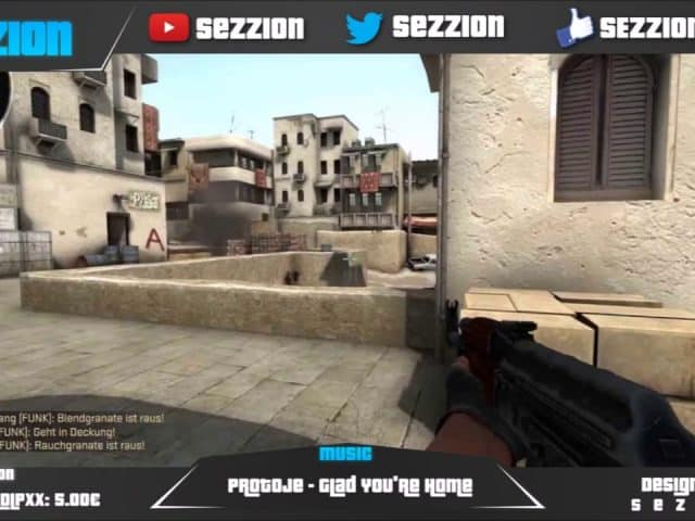 Twitch Streamer Overlay Template   GIMP Template   SeZZioN