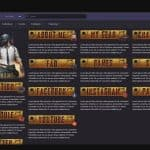 PUBG OBS Overlay + Twitch panels – Customize your profile PUBG THEME + BONUS