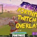 Fortnite Twitch Overlay | Free Download | Cipo Graphic | + fortnite gameplay with this overlay