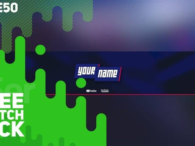 Free MODERN GAMER Twitch Pack | S03E50