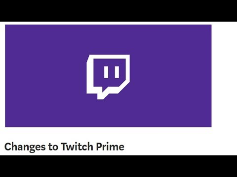 Twitch Prime Will Run Ads Because of Free Loot