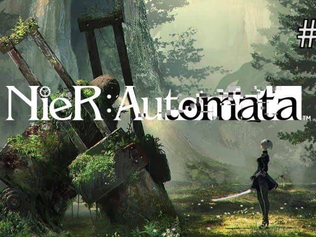 Twitch Livestream | NieR Automata Part 3 [Xbox One]
