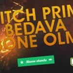 Twitch Prime ile Bedava Abone Olma 2018 Ekim (Bedava PUBG Skini Alma)