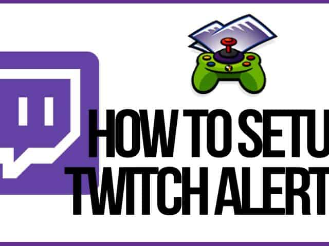 How To Setup Twitch Alerts In OBS – Follower And Subscriber Notifications