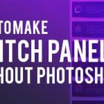 How To Make Twitch Panels Without Photoshop - Step By Step Guide
